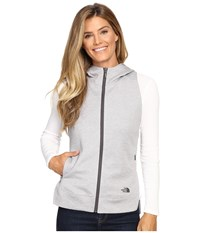 The North Face Slacker Vest Tnf Light Grey Heather Women's Vest Gray
