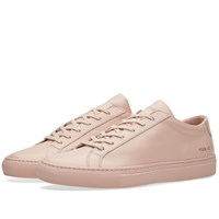 Common Projects Original Achilles Low Pink