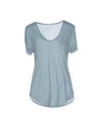 Zadig And Voltaire Topwear T Shirts Women Slate Blue