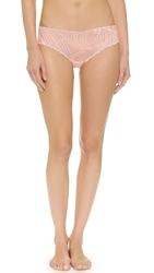 Cosabella Minoa Low Rise Thong Pink Lily