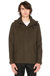 Native Youth Salvo Olive