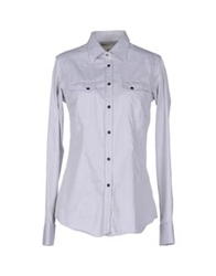 Macchia J Shirts Light Grey