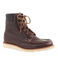 J.Crew Wallace And Barnes Byrd Boots Havana Brown