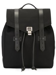 Proenza Schouler 'Ps1' Backpack Black