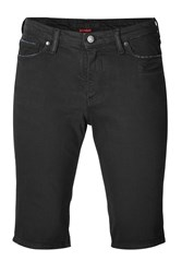 Zadig And Voltaire Fitted Jean Short Black
