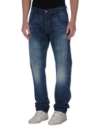 3X1 Denim Pants Blue