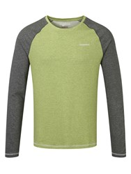 Craghoppers Nlife Bayame Ls T Green