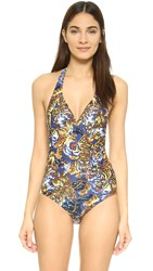 Kenzo Flying Tiger One Piece Multi