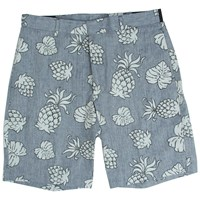 Penfield Yale Pineapple Shorts Blue