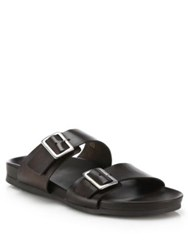 To Boot Bedford Double Buckle Sandals