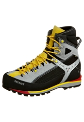 Salewa Raven Combi Gt Walking Boots Blackyellow Metallic Black