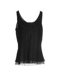 Gai Mattiolo Topwear Tops Women Black