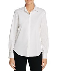 Dkny Button Down Shirt 100 Bloomingdale's Exclusive White