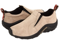Merrell Jungle Moc Taupe Pig Suede Women's Shoes Beige