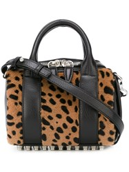 Alexander Wang Mini 'Rockie' Shoulder Bag Multicolour