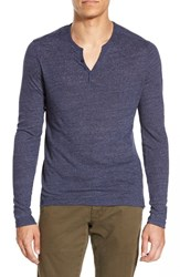 Men's One Bxwd Long Sleeve Henley