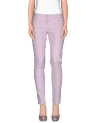 Shaft Casual Pants Pink