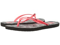 Billabong Dama Neon Coral Women's Sandals Orange