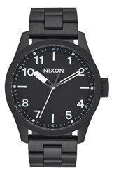 Nixon 'Safari' Bracelet Watch 43Mm