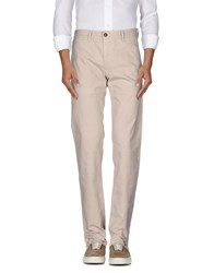 Replay Trousers Casual Trousers Men Beige