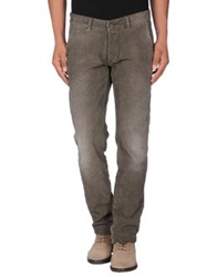 Gilded Age Casual Pants Military Green