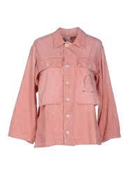 People Shirts Shirts Women Coral