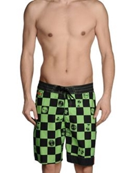 Vans Beach Pants Light Green