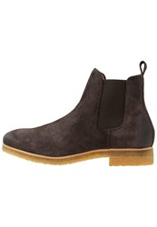 Shoe The Bear Gore Boots Brown
