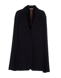 Persona Suits And Jackets Blazers Women Dark Blue