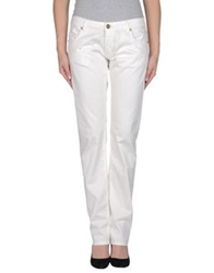Hollywood Milano Casual Pants White