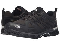 The North Face Ultra Hike Ii Gtx Tnf Black Dark Shadow Grey Men's Shoes