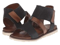 Miz Mooz Tamsyn Black Women's Sandals