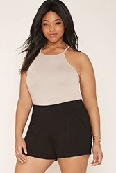 Forever 21 Plus Size Cuffed Shorts