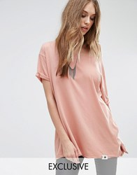 G Star Be Raw Loyanza Simple Jersey T Shirt Rosehip Pink