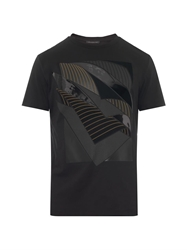Christopher Kane Geometric Paper T Shirt