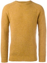 Howlin' 'Space Oddity' Jumper Yellow Orange