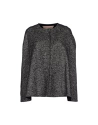 Soho De Luxe Coats And Jackets Cloaks Women Grey