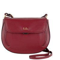 Tula Bella Leather Small Across Body Bag