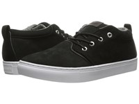 Quiksilver Griffin Black Brown White Men's Lace Up Casual Shoes