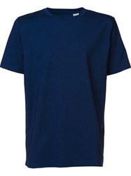 Levi's Made And Crafted Short Sleeve T Shirt Blue