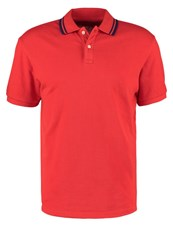 Gap Polo Shirt Vermillion Red
