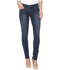 Level 99 Lily Skinny Straight In Tahoe Tahoe Women's Jeans Blue