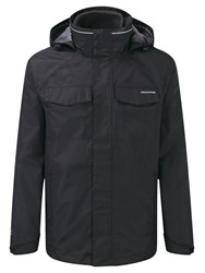 Craghoppers Men's Wheeler 3In1 Waterproof Jacket Black