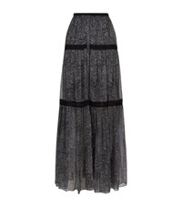 Elie Tahari Arlington Skirt Female Black