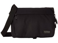Dakine Hudson Messenger Bag 20L Black Messenger Bags