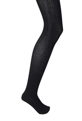 Forever 21 Thick Ribbed Knit Tights