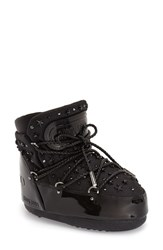 Women's Jimmy Choo Star Studded Moon Boot 2' Heel