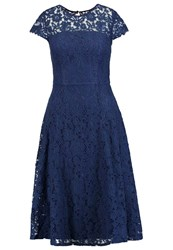 Dorothy Perkins Summer Dress Navy Blue Dark Blue