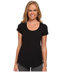 S S Workout Tee Lucy Black Women's Workout