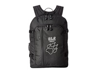 Jack Wolfskin Berkeley Black Backpack Bags